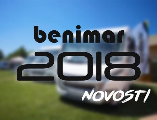 NOVOSTI BENIMAR 2018